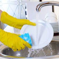 Миття посуду в Польщі