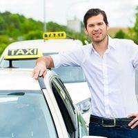 Таксист в Польщі